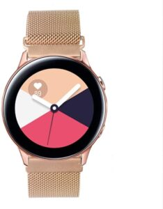 colorful smartwatch for females