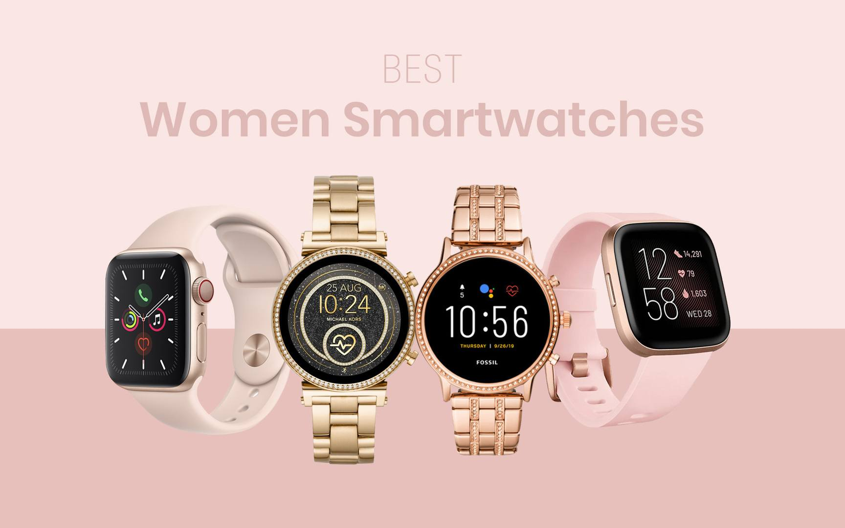best smartwatches for females
